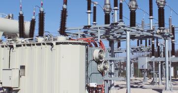 distribución electrica