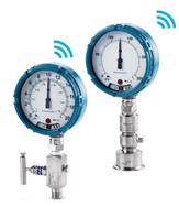 Manómetro de presión inalámbrico WPG