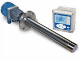 Analizador de eficiencia de combustión Oximitter 6888 con autocalibración